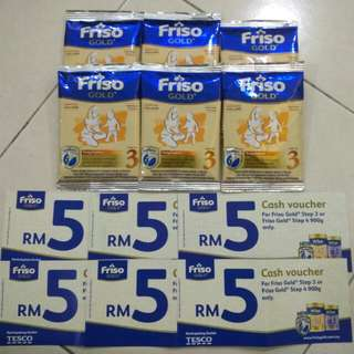 Frisogold Step 3 198g + Discount Coupon