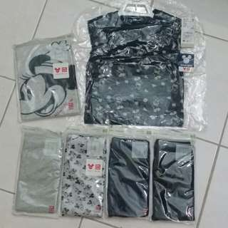 [Free Postage] uniqlo baby's clothes