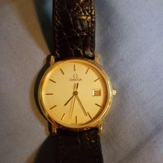 Vintagr Omega watch