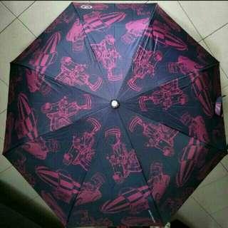 Porter international automatic umbrella