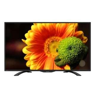 ***ONE-DAY SALE*** Sharp 45 inch. Aquos Full HD LED DVB-T2 TV