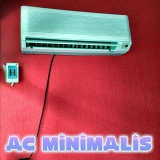 New_ac Minimalis Kristal Gel jadi pilihan keluarga
