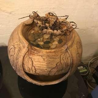 Water Fountain Pot