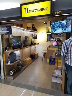Shop for rent - level 1 Queensway shopping centre