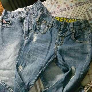 Jeans boys combo set