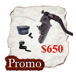 Brembo RCS19 Promotion Package