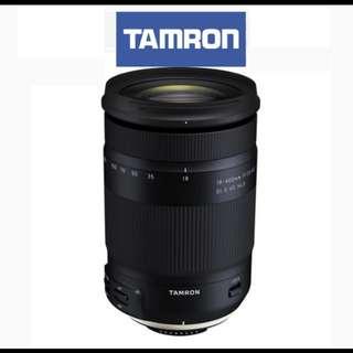 Tamron 18-400mm Di ll VC HLD Lens