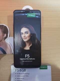 OPPO F5 6GB Promo Bisa Cicilan Kredit