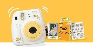 Fujifilm Instax Mini 8 Gudetama Gift Set