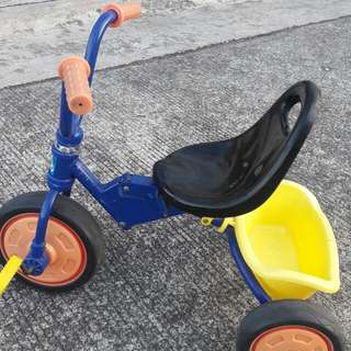 Foldable Kid's Bike