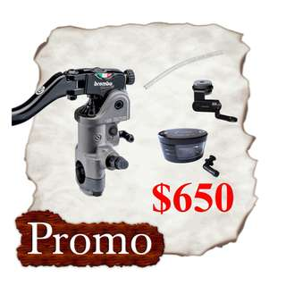 Brembo RCS16 Promotion Package