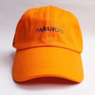 PARANOID (ORANGE)