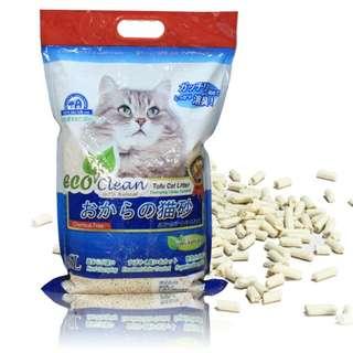 Cat Litter tofu