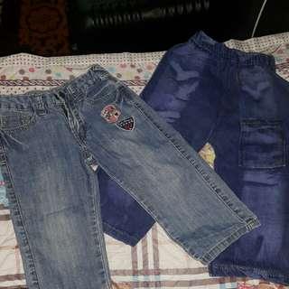 Kids Jeans combo set