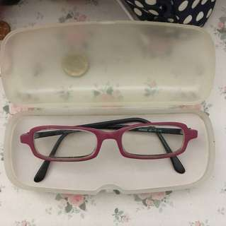 [Clearance] Optical 88 Eyewear Frame with Lens