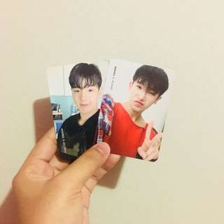 MONSTA X THE CODE OFFICIAL PC