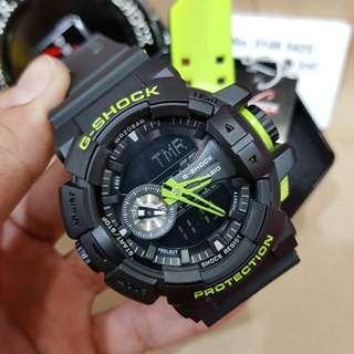 Jam tangan g shock ga-400