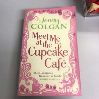 Jenny Cologan's meet me at the cupcake cafe