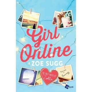 Youtuber Zoella: Girl Online Hardcover