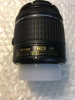 Nikon 18-55mm F3.5-5.6G VR. kit lens, brand new