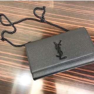 Ysl classic monogram satchel