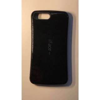 IFace Black Phone Case - IPhone 8Plus.