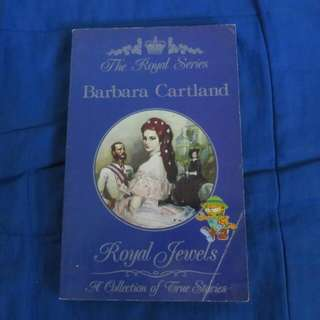 Royal Jewels - Barbara Cartland