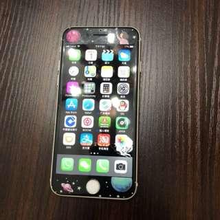iPhone 7九成新土豪金