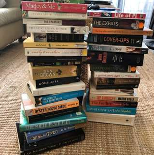 Books for sale!!