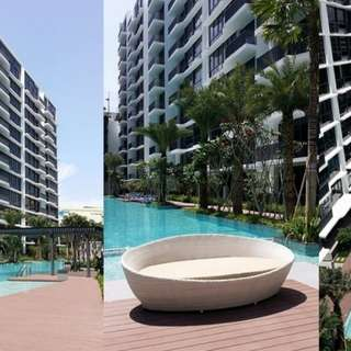 Simei Condo 1 min to MRT for sale!