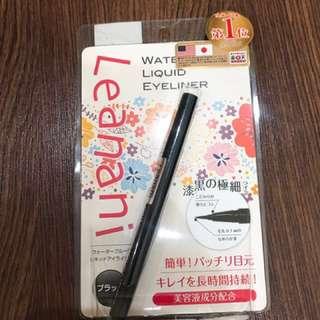 Leanani Liquid Waterproof Eyeliner 100% Ori from JAPAN