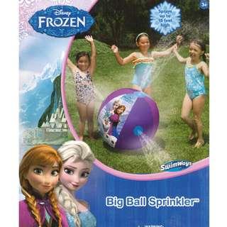 Swimways Disney Frozen Inflatable Large Sprinkle Beach Ball Float