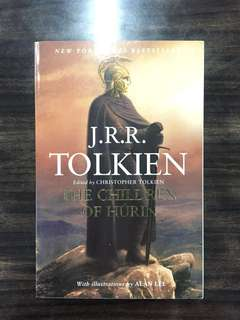 Book: The Children of Hudrin by JRR Tolkien