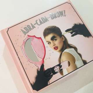 Abra-Cada-Brow Limited Edition National Brow Day Pop-up Book