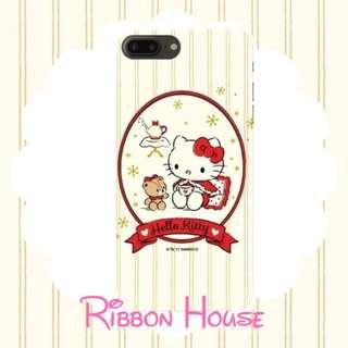 Hello Kitty 手機殼- 冬季篇