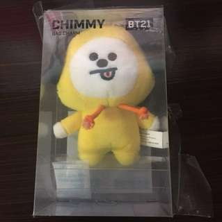 bt21 chimmy bag charm (現貨)