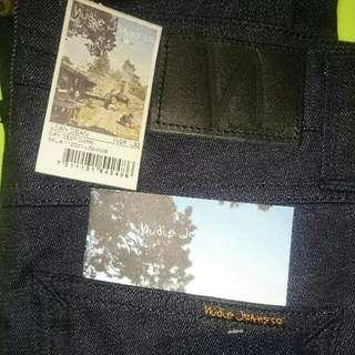 全新連吊牌!Nudie Jeans Lean Dean W26 L32 Brand New with tags