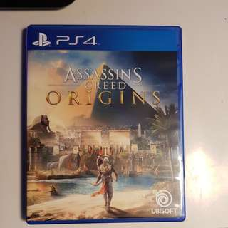 BN PS4 R3 Assassins Creed Origins with DLC