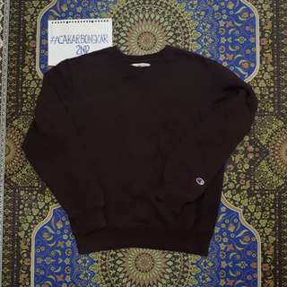 Crewneck Champion Basic - Brown