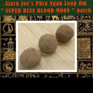 Ajarn Joe Phra Ngan Loop Om