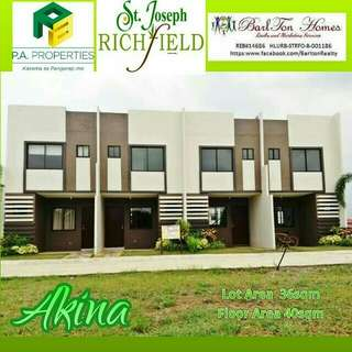2 bedroom townhouse in Sta.Rosa Laguna