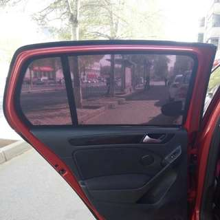 Car Magnectic sunshade