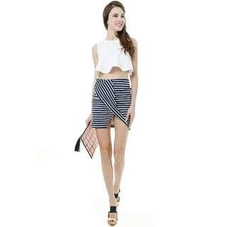 $5 MAILED SALE / MDS Slit Skirt