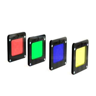 Lume Cube RGBY Color Pack for Lume Cube Light House
