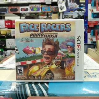 🆕 3DS Face Racers Photo Finish