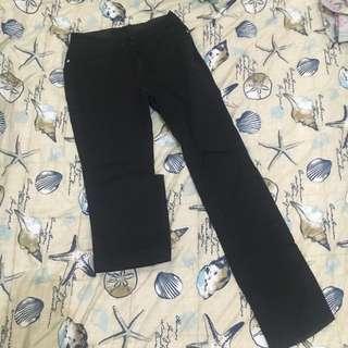 Black Slacks for Women