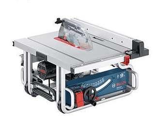Bosch GTS10J table saw