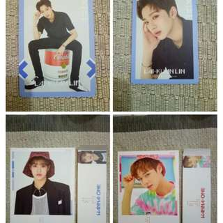 [WTT/WTS] Wanna One To Be One Items