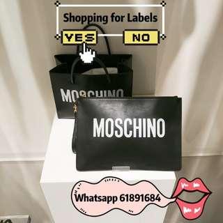 Moschino袋