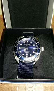 Authentic Nautica Watch